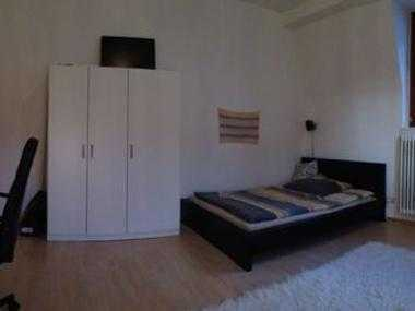Möbliertes Zimmer 23qm Freiburg Innenstadt