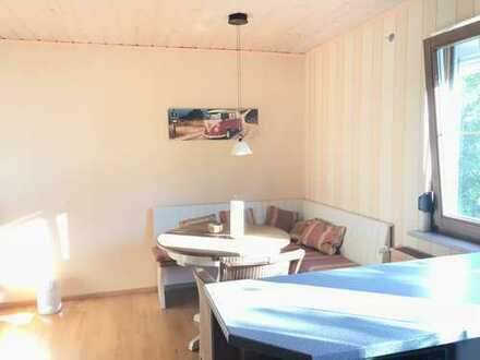 Wohnung mit 2 Schlafzimmern,Ankleide und Hobbyraum im Keller