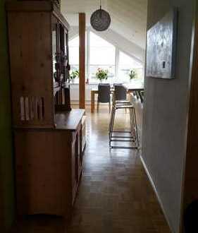 Dachgeschosswohnung mit hoher Wohnqualität