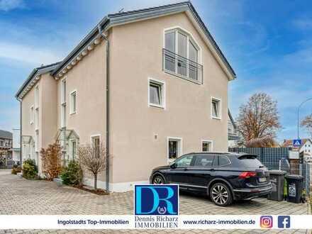 Exklusive DHH im neuwertigen Zustand mit ca. 154 m² innenliegender Wohnfläche