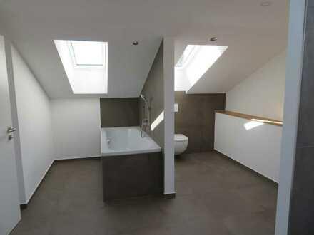 """Neubau-Standard! Viel Platz + ein Bad mit """"WOW""""-Effekt! Sofort einziehen!"""
