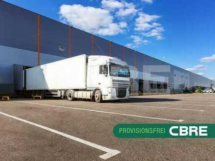 50.000 m² Lager- und Logistikflächen direkt an der A8 nahe Ulm/Augsburg