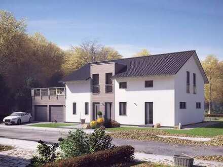 Traumhaus mit Einliegerwohnung sucht neue Familie!!! Bauen Sie mit dem Marktführer!!!