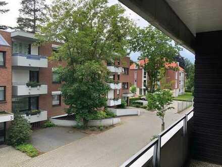 Zentrumsnahe 4-Zimmer-Whg. mit Garage