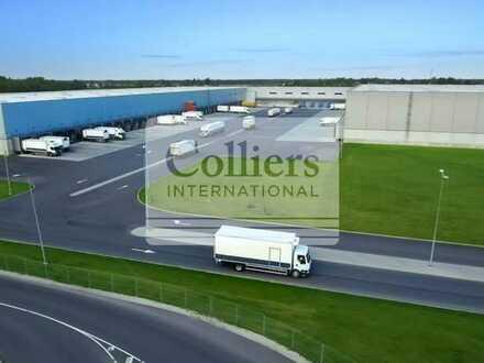 LOGISTIK NEUBAU BEI EISENACH | ca. 30.000 m² | teilbar ab ca. 10.000 m²