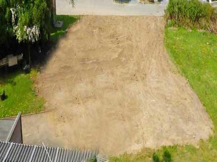 Baugrundstück für Einzelhaus in Bommern