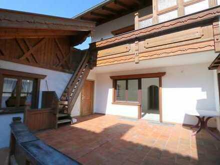 Praktische 2-Zimmerwohnung mit Süd-Terrasse