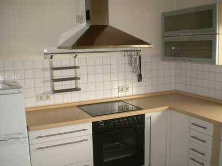 Gepflegte 3-Zimmer-Wohnung mit Balkon und Einbauküche in Wörth am Rhein