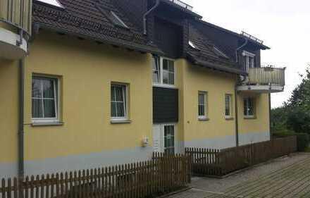 Modernisierte 2-Zimmer-Wohnung mit Balkon in Chemnitz