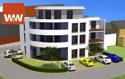 Baugrundstück für Mehrfamilienhaus inkl Baugenehmigung.