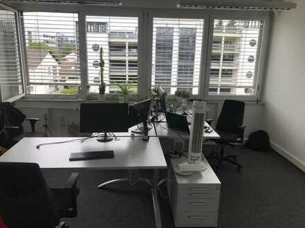 Helle, freundliche Büros mit Parkplätzen in Walldorf Nähe SAP