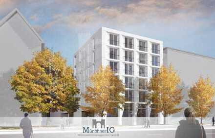 MÜNCHNER IG: Grundstück für z.B. Hotel, Boardinghaus mit ca. 900 qm Nutzfläche in Obersendling !