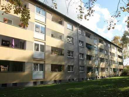 modernisierte 3-Zimmer-Wohnung mit Loggia in grüner Lage