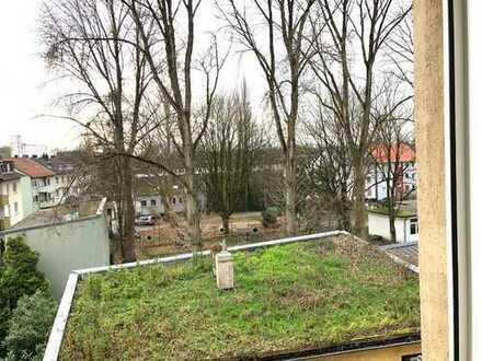 Bochumer Innenstadt, ETW mit 38 m²/ 1 Zimmer + Wohnküche + Diele + Bad