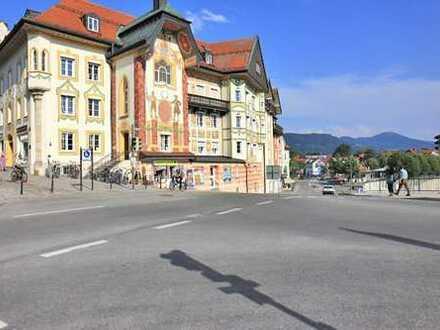 PRAXIS-KANZLEI-BÜRO Spitzenlage mitten im Zentrum von Bad Tölz - Zentraler geht es nicht!