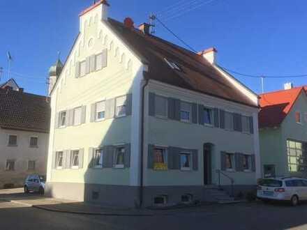 2 Zimmer Wohnung in Edelstetten