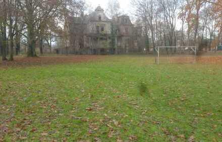 5.732m² Grundstück mit Schlossruine