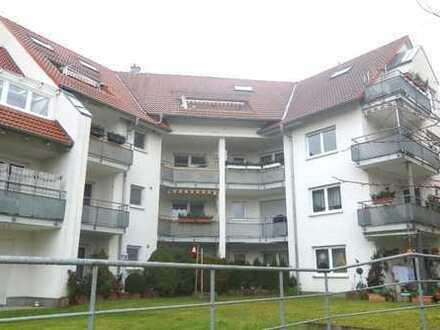 2-Raum-Whg., 1. OG, mit Balkon, Neubau 1998, Laminat, Einbauküche, TG-Stellplatz (kein Duplex)