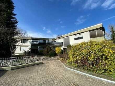 2,5 Zimmer Wohnung mit großer Terrasse in Badenweiler