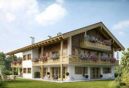 Exklusives Mehrfamilienhaus in Seenähe, OG-Wohnung