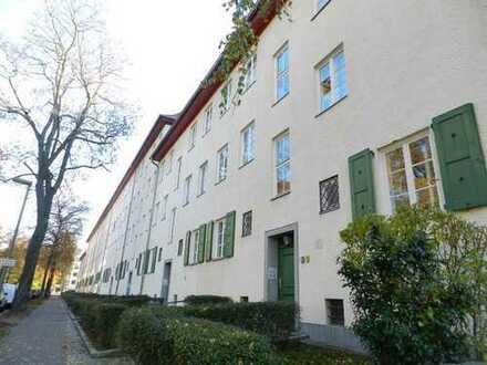 Ruhige, helle 2-Zimmer-Wohnung in Niederschönhausen