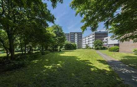 Ihr Platz an der Sonne - sanierte 3-Zimmerwohnung + Balkon - Mündelheimer Höhe