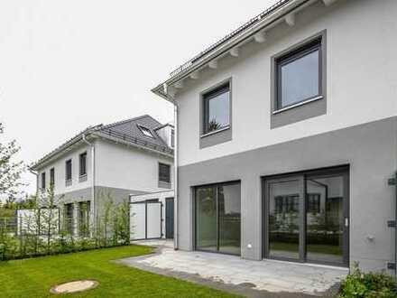 ERSTBEZUG   Familientraum in Gilching   Edle XXL-Villenhälfte   Energieklasse A