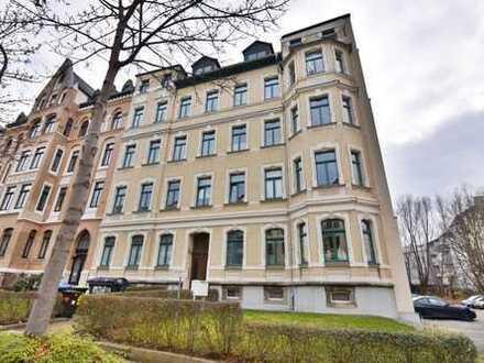 TOP Investition auf dem Kaßberg! Dachgeschosswohnung mit Aussenstellplatz!
