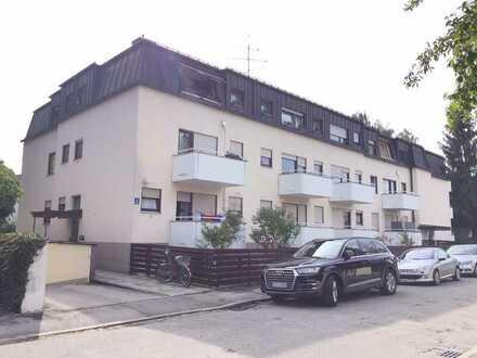 Modernisierte 2-Zimmer-Wohnung mit Balkon und EBK in Ramersdorf, München