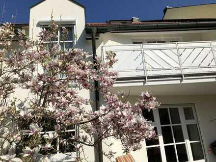 Von Privat: schöne Doppelhaushälfte zum Kauf in Eichenau in unmittelbarer S-Bahn-Nähe