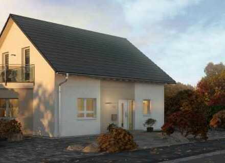Freistehendes Einfamilienhaus inklusive Grundstück !