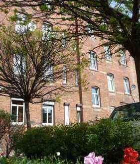 Helle 2-Raum-Wohnung im sanierten Altbau unweit des Erfurter Stadtzentrums
