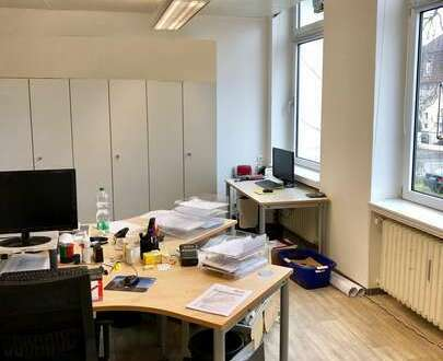 2 Raum Büro/Sprechzimmer in ruhigem&gepflegtem Bürohaus in Bielefeld - Schildesche