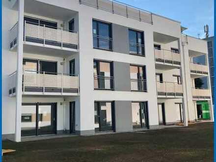 Erstbezug ab 09/2020 - Moderne 2-Zimmer-Erdgeschoss-Mietwohnung in Kaufbeuren