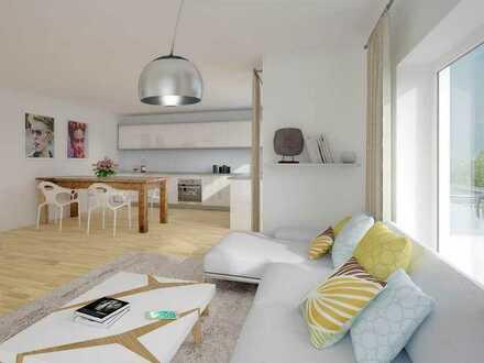 Toll geschnitten und komfortabel - 2-Zimmer-Wohnung auf ca. 50 m² in Frankfurt am Main!