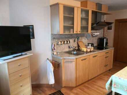 Möblierte 1 oder 2 Zimmer-Wohnung, für 1 oder 2 Berufspendler / Wochenendheimfahrer, in Rödermark