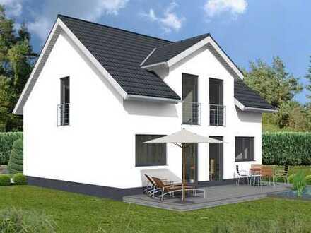 *Ein Architektenhaus nach Ihren Wünschen in sonniger Lage*