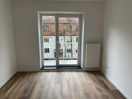 Wohnung mit Balkon in der Innenstadt - neu renovierte Wohnung am Hanreibach
