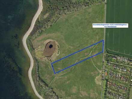 Rarität! Bau- und landwirtschaftliche Flächen in Strandnähe in Dranske/Rügen