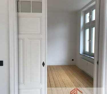 sanierte Altbauwohnung im traditionsreichen Jugendstilhaus in Rheine