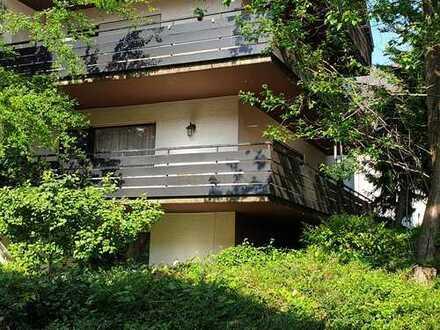 4xZKBB Wohnung im Erdgeschoss in Waldbronn/Busenbach mit Garage