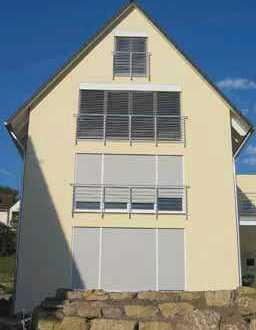 4,5-Zimmer-Maisonette-Wohnung mit großer Dachterrasse in Aidlingen