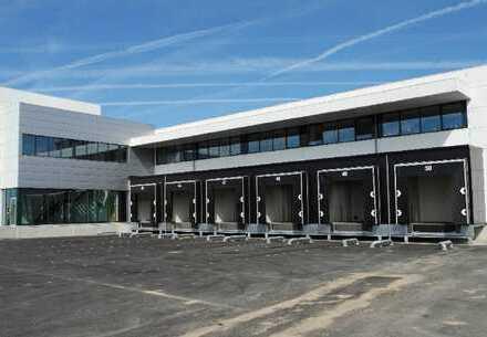 Logistikneubau mit ca. 17.000 m² Hallenfläche