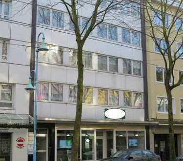 45468 Mülheim, Praxis / Bürofläche, barrierefrei im Erdgeschoß Leineweberstr.50