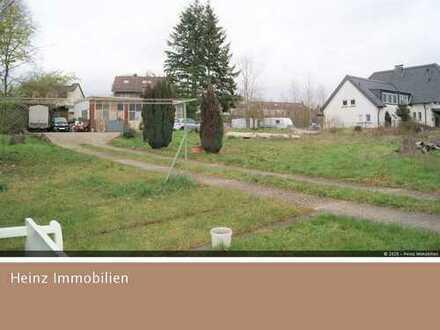 Familienfreundliches Grundstück für zwei Einfamilienhäuser in Bergisch Gladbach-Hand !!!