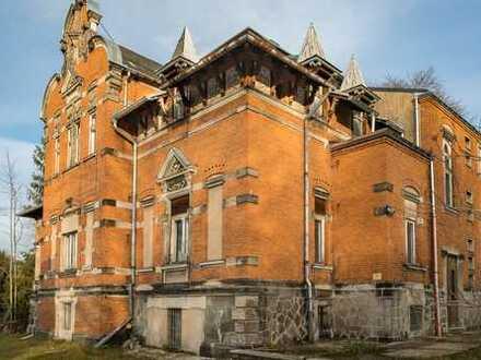 Jugendstil Villa für Individualisten in Rodewisch