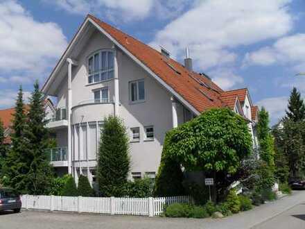 Erholung zu Hause – Grüne Aussicht auf Terrasse – 2,5 Zi.-Whg.