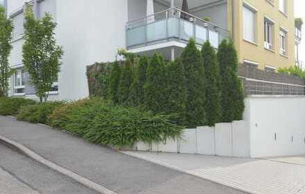 Nachmieter für helle, freundliche 3,5-Zimmer-Wohnung mit Gartenterrasse gesucht