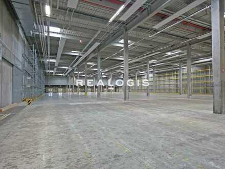 Region Ulm, sofort verfügbares Zentrallager mit ca. 24.215 m² Hallenfläche