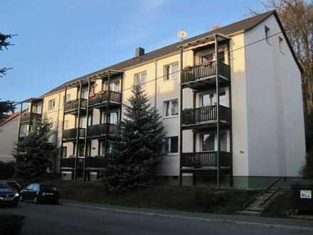 Schöne 3 R-WE mit Balkon sucht neuen kreativen Bewohner für Selbstrenovierer-4 Mon.kaltmietfrei